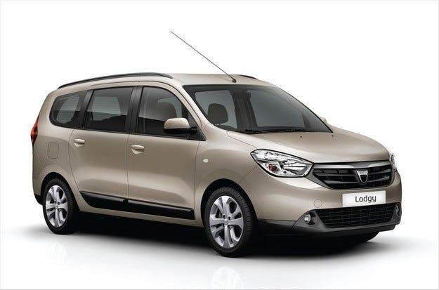 Dacia трябва да спре един от вановете си