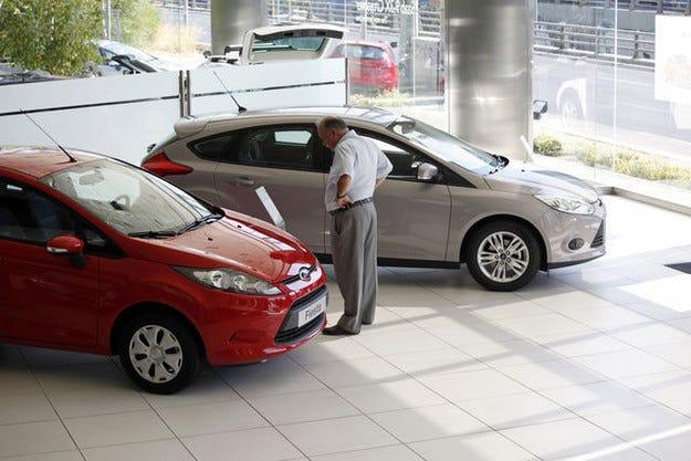 Продажбите в Западна Европа скочиха с 6%