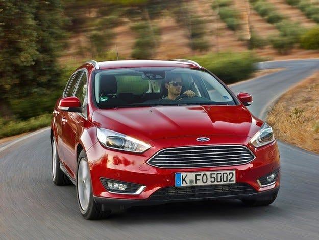 Заводът на Ford в Германия пусна новия Focus