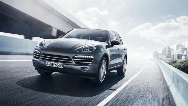 Китай може да измести САЩ като най-голям пазар на Porsche