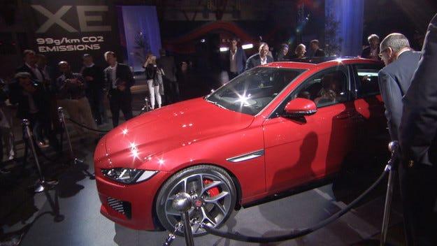 Дали XE ще накара Jaguar да забрави X-Type