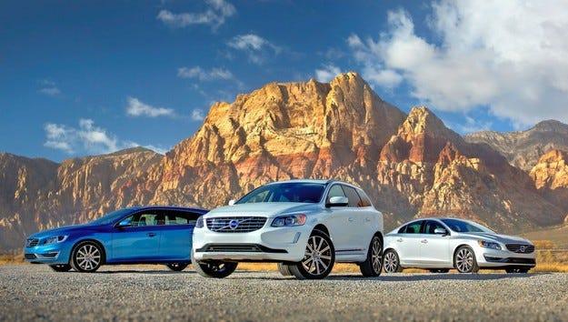 Глобалните продажби на Volvo Cars нарастват