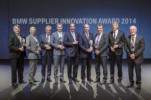 Bridgestone спечели награда за иновативен доставчик на BMW
