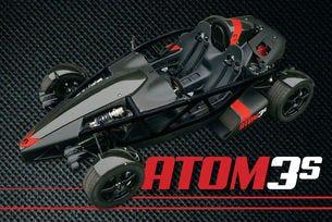 Ariel Atom 3S: Пистов екстремист с 365 к.с.