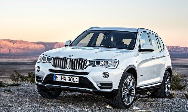 Кросоувърите на BMW ще получат и дълга база