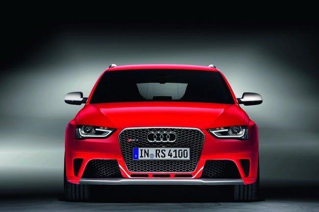 Новото поколение Audi RS 4 ще получи турбомотор