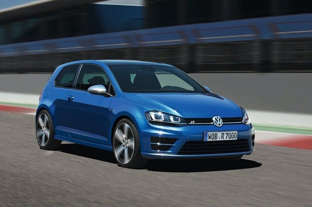 Вече мислят и за осмо поколение VW Golf