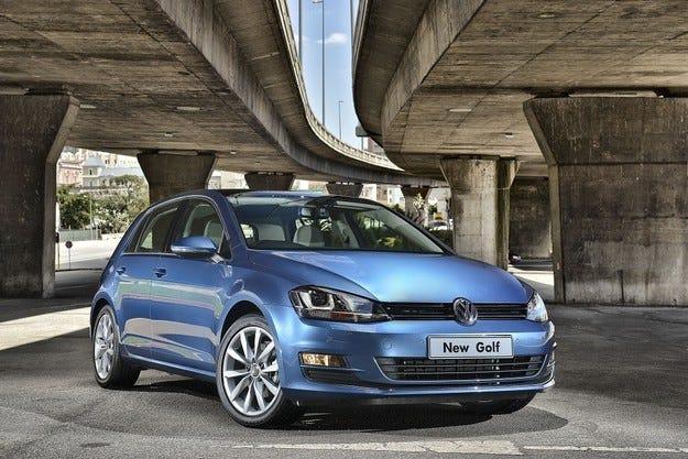 Новият Volkswagen Golf ще стане по-икономичен