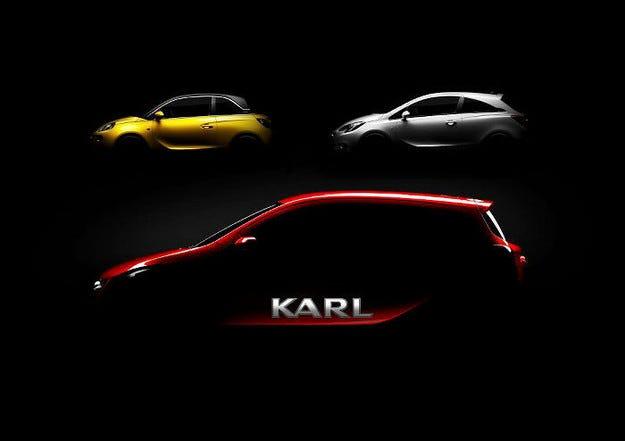 Започнаха пътните изпитания на новия модел на Opel