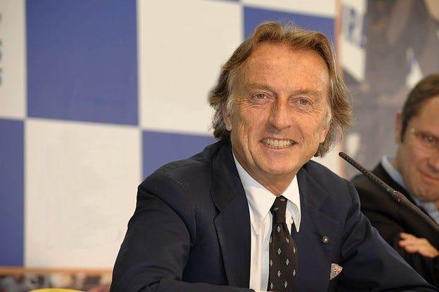 Бившият президент на Ferrari ще оглави авиакомпания