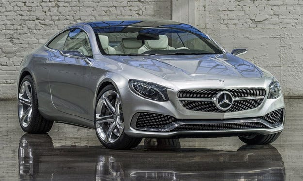 Рекордни продажби на Mercedes през октомври