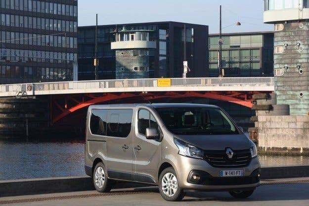 Обявиха цените на Renault Trafic Combi