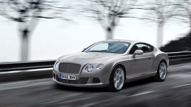 Новият Bentley Continental с платформа от Panamera
