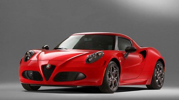 Нова Alfa Romeo ще бъде представена през юни