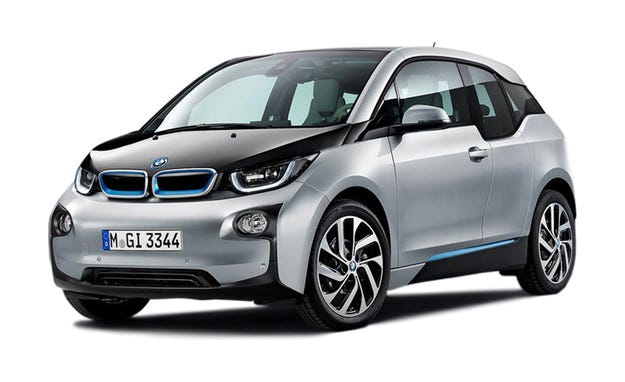 Избраха BMW i3 за най-екологичен автомобил
