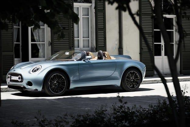 Mini прекратява производството на Coupe и Roadster