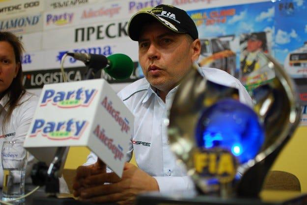 Ники Златков: Целта ни е догодина отново да караме в Европа