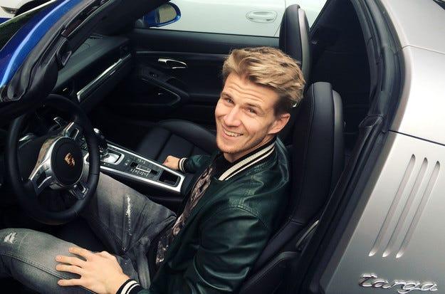 Хюлкенберг ще кара за Porsche в Льо Ман