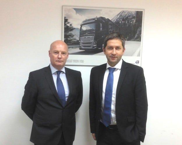 Финансовата компания на Volvo Group влиза в България