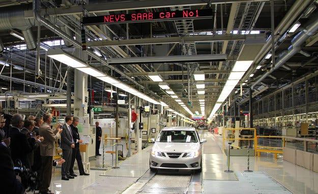 Mahindra ще купи мажоритарен дял в Saab