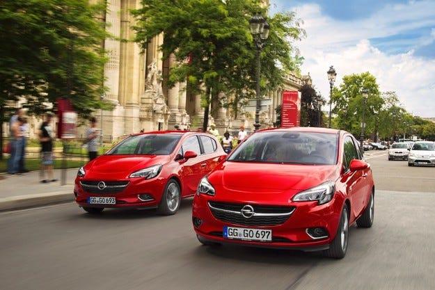 Opel Side Blind Spot Alert с награда от Euro NCAP Advanced