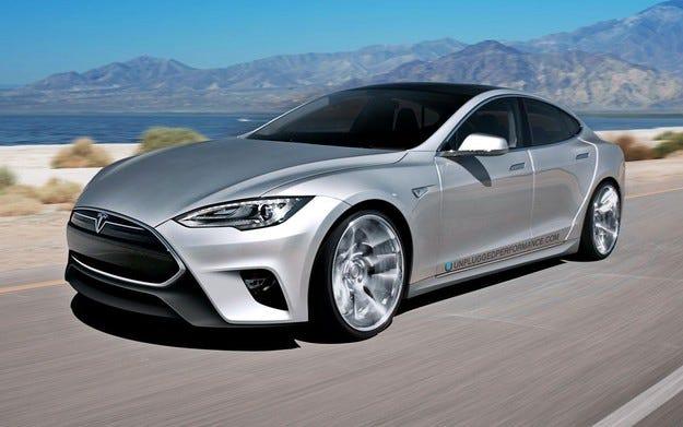 Американците избраха Tesla Model S за най-любима кола