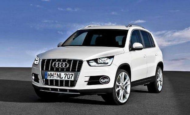 Audi Q7 е първият плъгин с дизел на VW Group