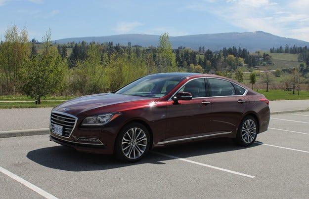 Hyundai Genesis: Сътворението на автомобила 5