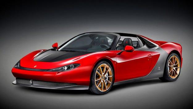 Концепът Pininfarina Sergio става сериен модел