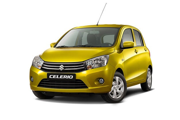 Европейски старт за бюджетния Suzuki Celerio