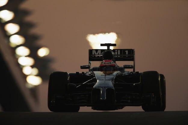 Бахрейн се отказва от McLaren
