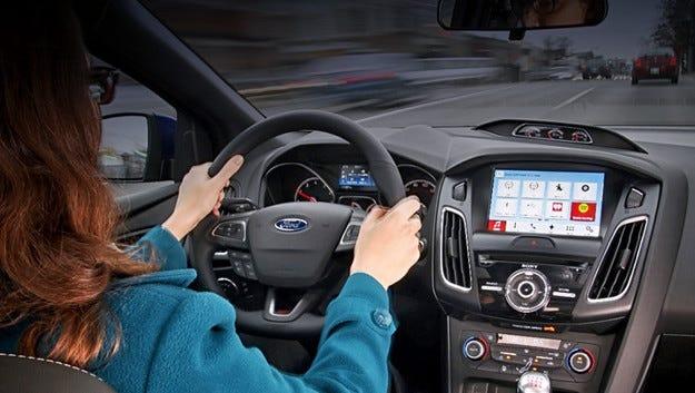 Ford ще смени системата MyFord Touch с напълно нова