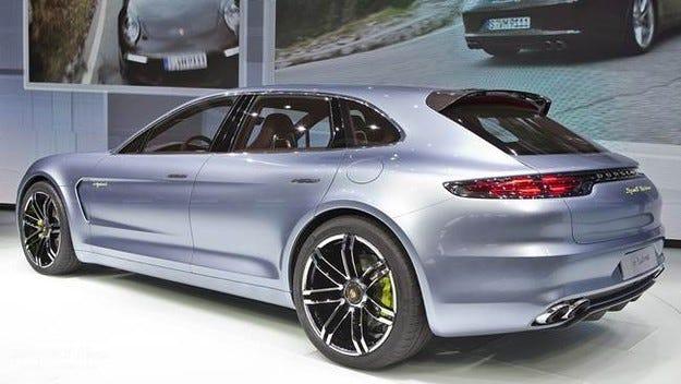 Porsche няма да разработва конкурент на Tesla Model S