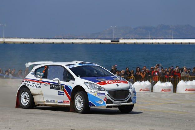 Peugeot остава в европейския шампионат