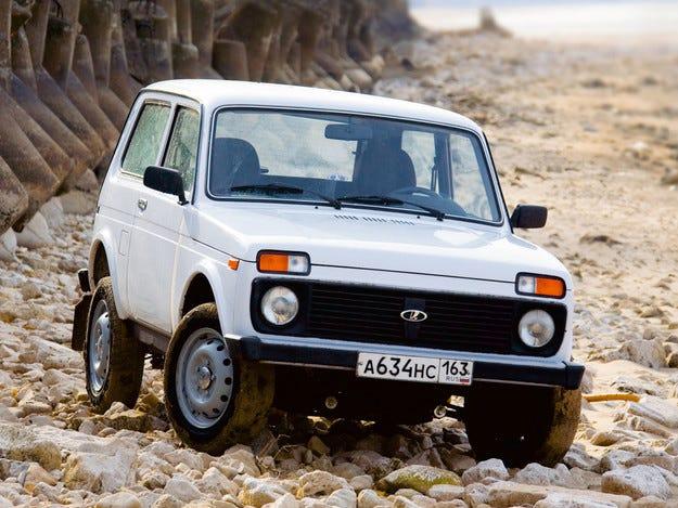 Lada 4х4 може да се сдобие с двигател от Fiat