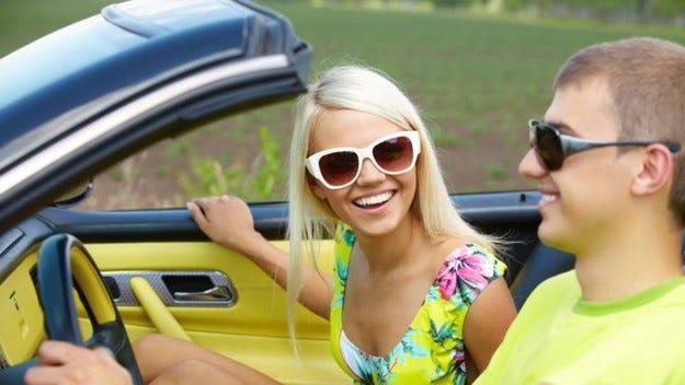 Старите коли в Америка са опасни за младите шофьори