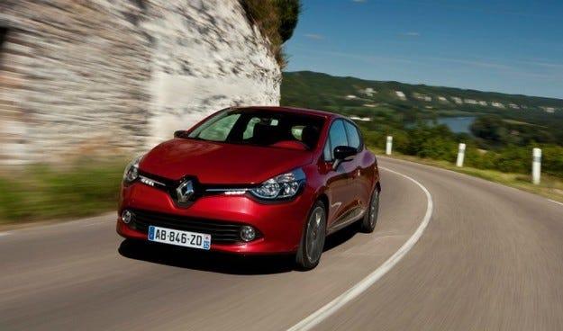 Toп 10 по продажби на нови автомобили във Франция