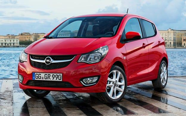 GM отчете: Продажбите на Opel в Европа с 3% повече през 2014 г.