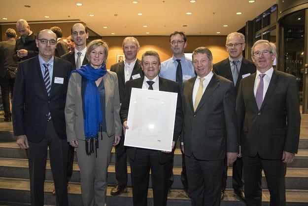 Goodyear печели награда за иновативна технология