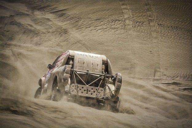 Рали Дакар: Ал-Раджи спечели първата етапна победа за Toyota