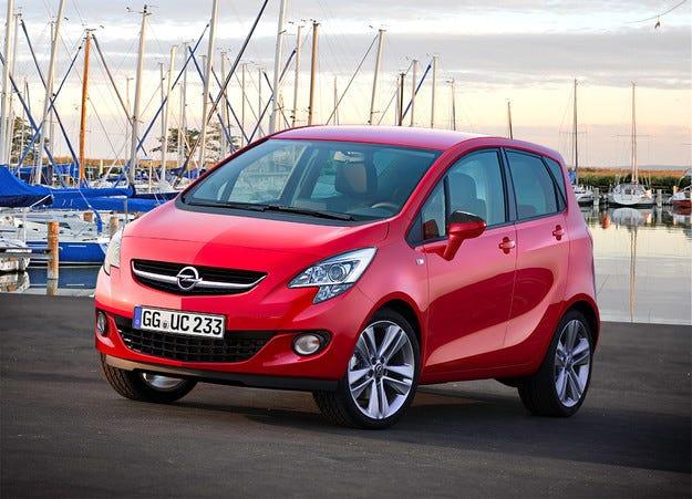 С новия модел Karl Opel ще отнема клиенти на Chevrolet