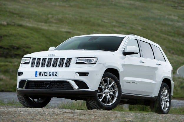 Дизайнът на Jeep ще бъде променян до 2018 година
