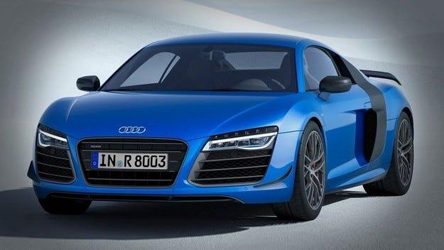 Обявиха датата на премиерата на новото поколение Audi R8