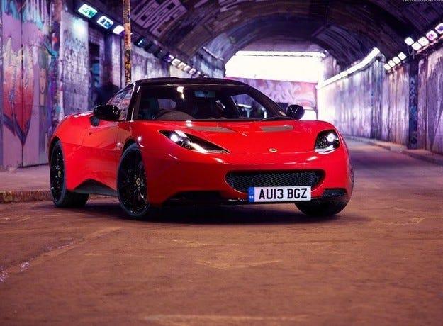 Британският Lotus ще покаже в Женева нов спортен модел