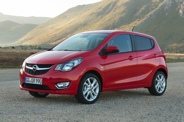 Новият Opel KARL: Световна премиера в Женева