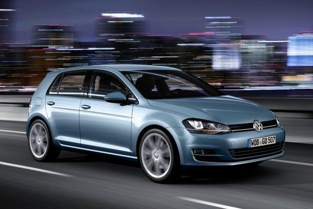 Volkswagen Golf е бестселър в Европа за шеста година