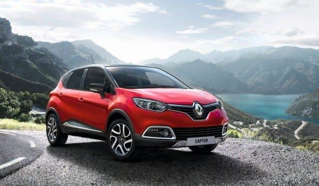 На еропейския пазар: Renault е в много силна форма