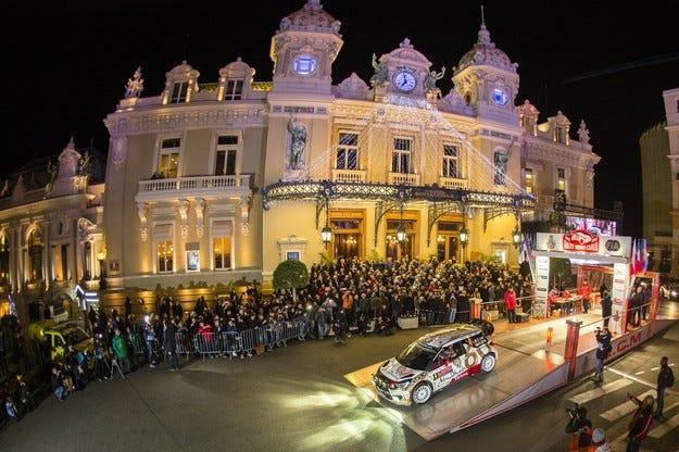 Рали Монте Карло: Пазете се от Льоб!