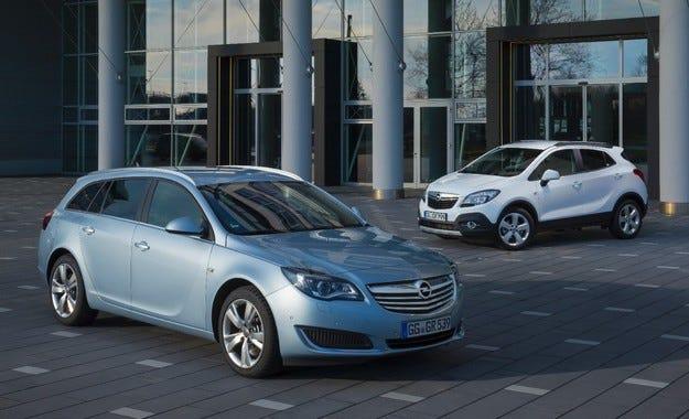 Новите дизели са готови за Opel Mokka и Insignia