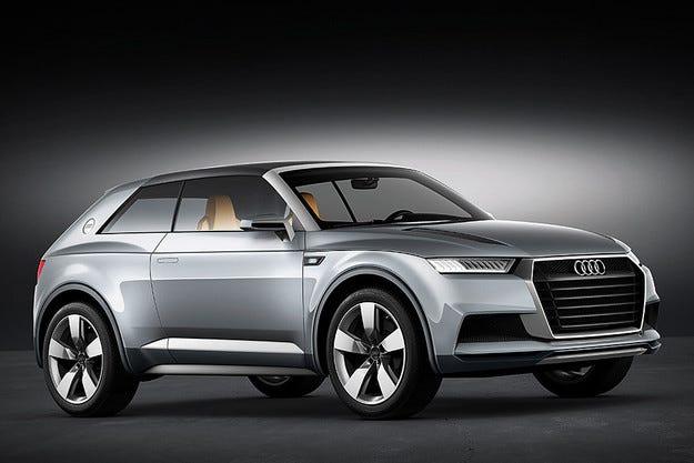 Забраниха на Audi да ползва името Q2 за нов кросоувър